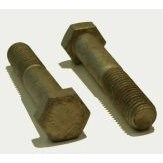 Hex Bolt Hot Dip Galvanized