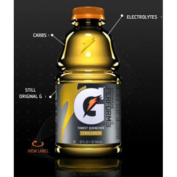 Gatorade G Series Original G Citrus Cooler