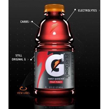 Gatorade G Series Original G Fruit Punch