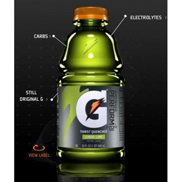 Gatorade G Series Original G Lemon-Lime