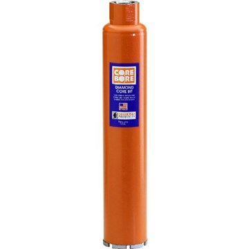 "Diamond Products Core Bits Heavy Duty Orange ""HOL"""