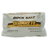 Quikrete Rock Salt