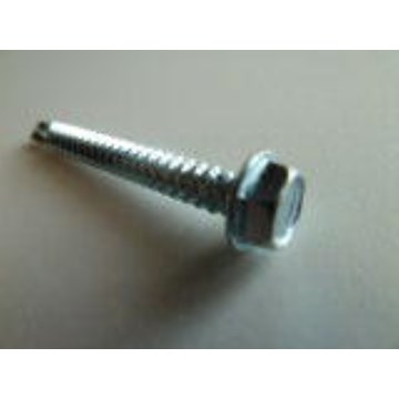 Structural Self-Drilling Screws Hex Washer