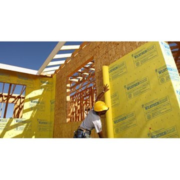 Fortifiber WeatherSmart Housewrap