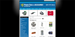 Power Tools and Accessories Distribution