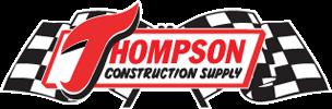 Thompson Construction Supply - Customer Logo