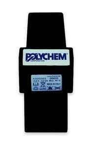 polychem corporation B400BAT battery b 400 blue   48WS