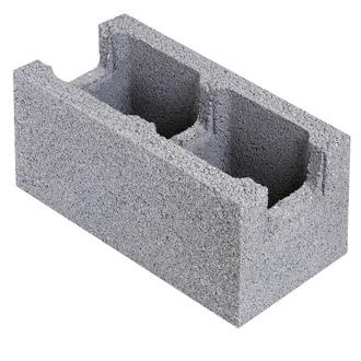 Cement Concrete Knockout Block Cmu 48ws