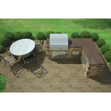 Outdoor Kitchen Tri Boro Construction Supply