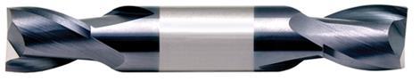 Alfa Tools SCS61341 1//16 x 1//8 2 Flute Single End Carbide Stub End Mill