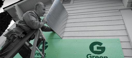 Greenguard 174 Xp Series Fanfold Underlayment 48ws